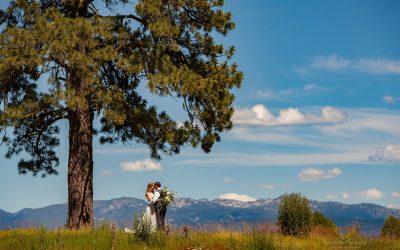 McCall Wedding and Portrait Photographer | Tamarack Resort Wedding | Kacie + Sam