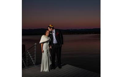 McCall Wedding and Portrait Photographer | Shore Lodge Wedding, McCall Idaho | Rachel + Jonny